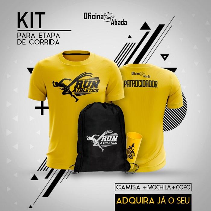 kit camisa corrida de rua 4