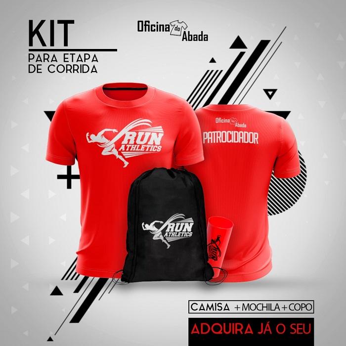 kit camisa corrida de rua 5