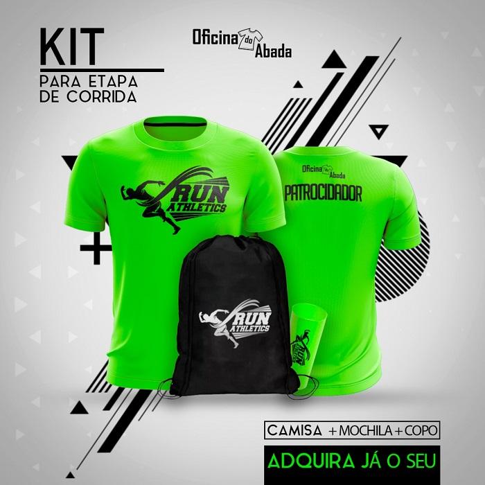 kit camisa corrida de rua 6