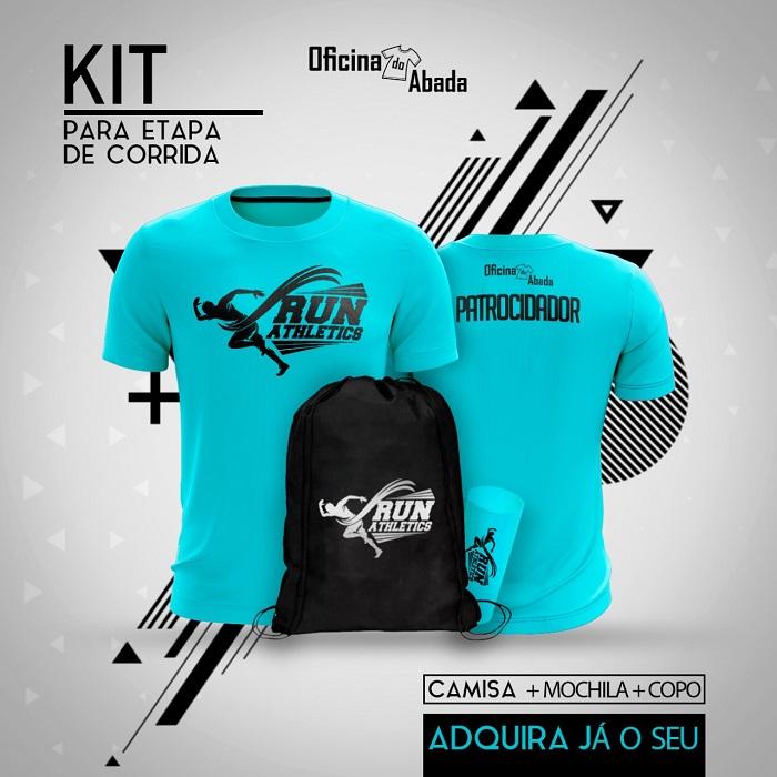 kit camisa corrida de rua 8