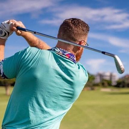 atleta de golf 1