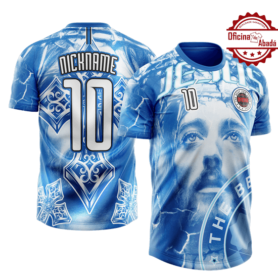 camisa de time personalizada catn 004
