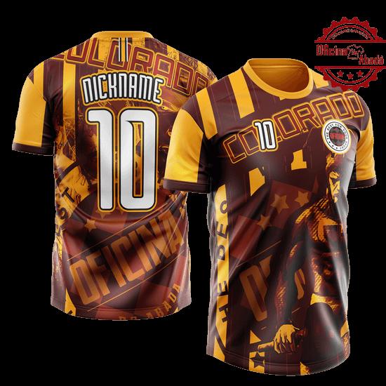 camisa de time personalizada catn 005