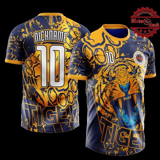 camisa de time personalizada catn 006