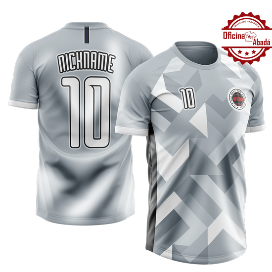 camisa de time personalizada catn 007