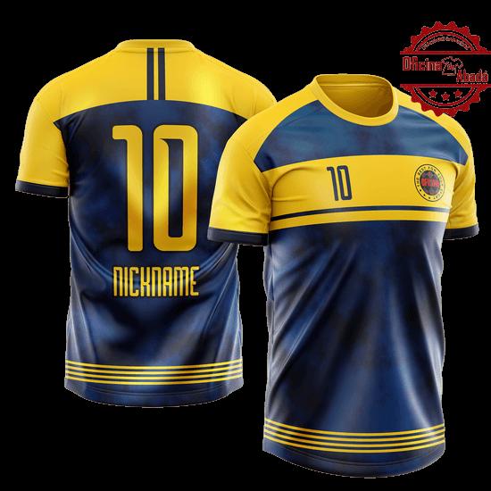 camisa de time personalizada catn 008