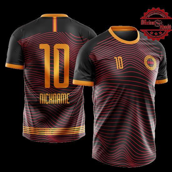 camisa de time personalizada catn 009