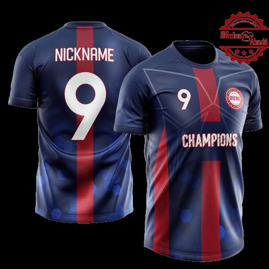 camisa de time personalizada catn 018