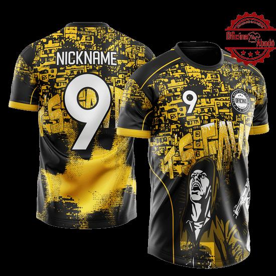 camisa de time personalizada catn 021