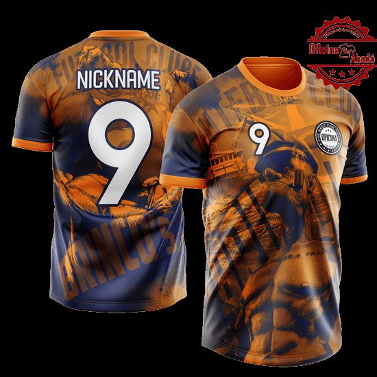 camisa de time personalizada catn 023