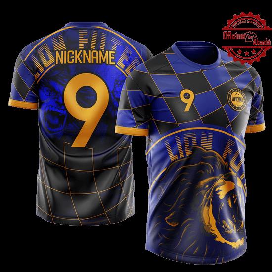camisa de time personalizada catn 025