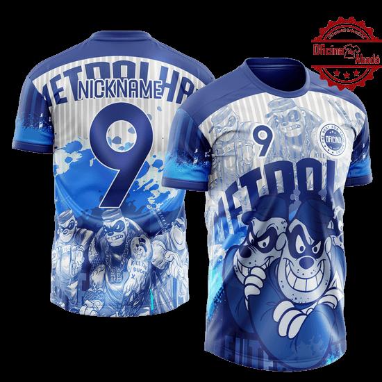 camisa de time personalizada catn 028