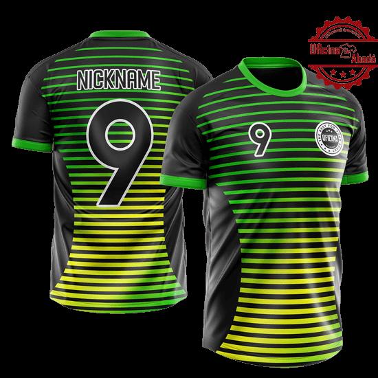 camisa de time personalizada catn 030