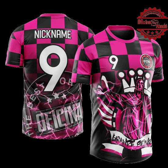 camisa de time personalizada catn 049