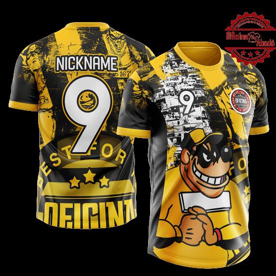 camisa de time personalizada catn 054