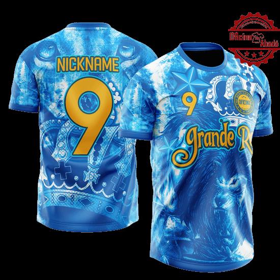 camisa de time personalizada catn 063