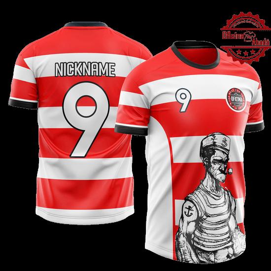 camisa de time personalizada catn 064