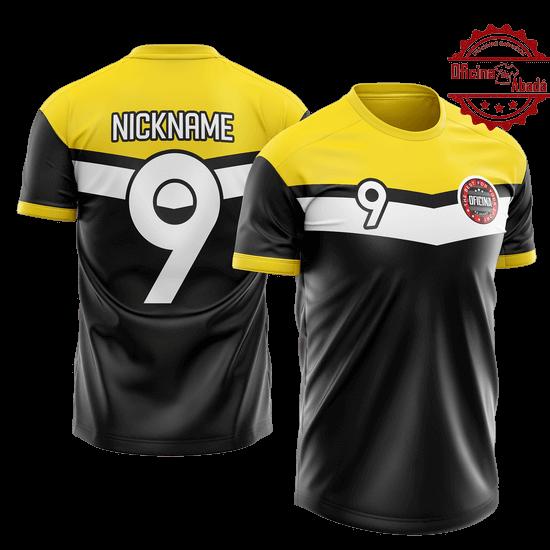 camisa de time personalizada catn 067