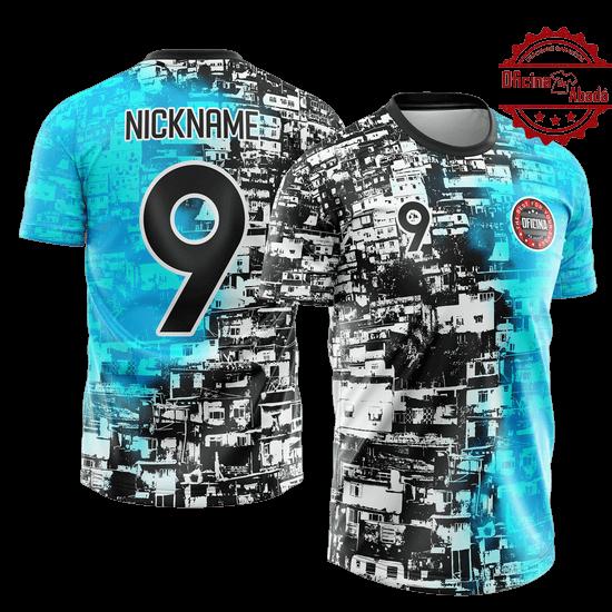 camisa de time personalizada catn 069