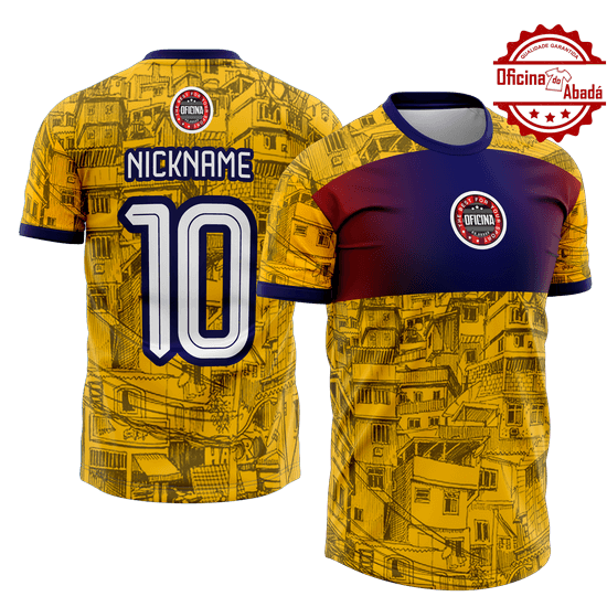 camisa de time personalizada catn 072