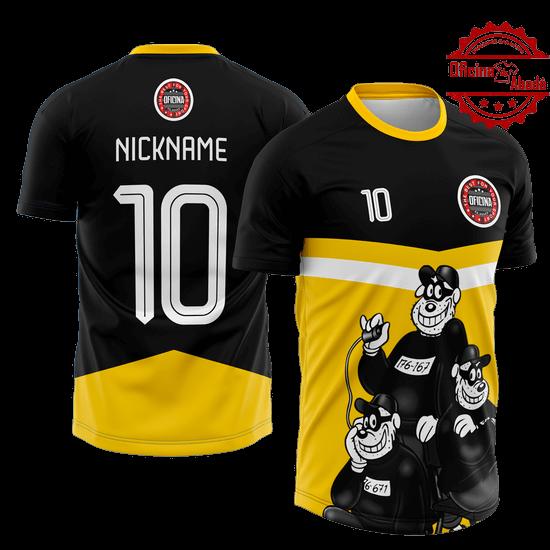 camisa de time personalizada catn 084