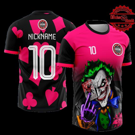 camisa de time personalizada catn 085