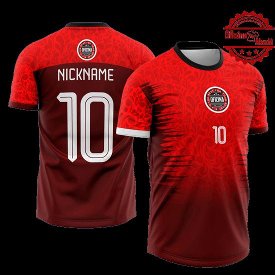 camisa de time personalizada catn 090