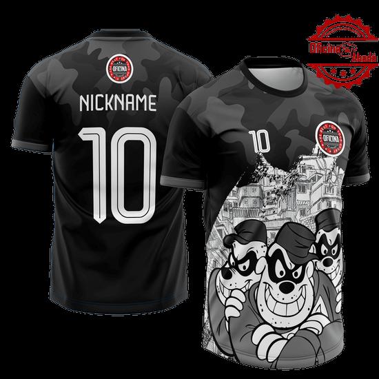 camisa de time personalizada catn 091