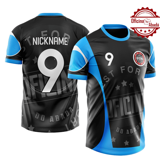 camisa de time personalizada catn 094