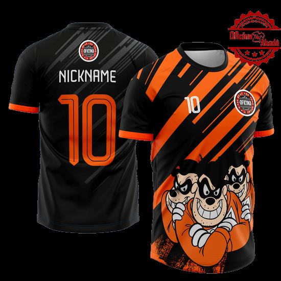 camisa de time personalizada catn 095
