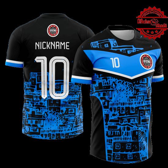 camisa de time personalizada catn 096