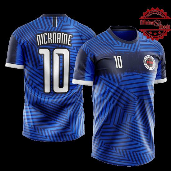 camisa de time personalizada catn 103
