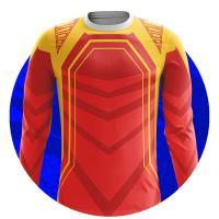 camisa de trilha personalizada