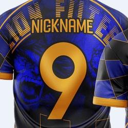 futebol nome e numero