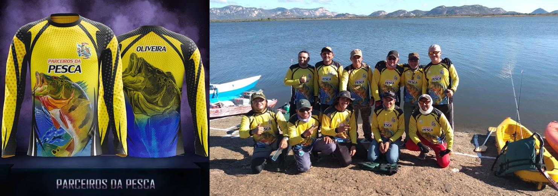 parceiros da pesca real e projeto