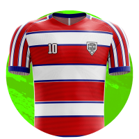 camisa de time personalizada 1