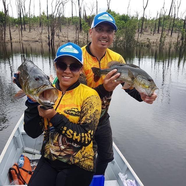 camisa de pesca com proteção