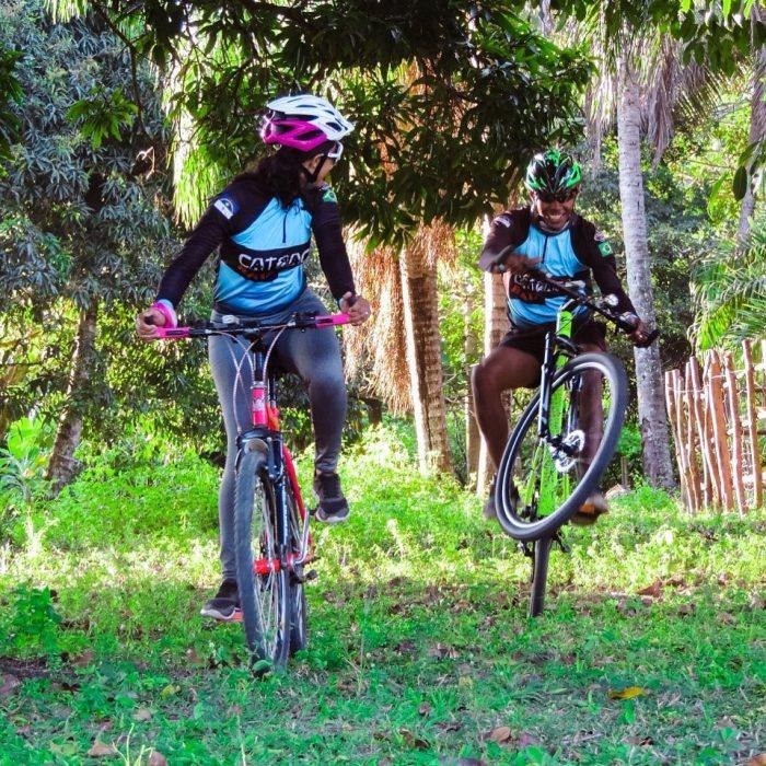 roupa de ciclismo feminina