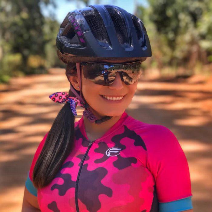 camisa de ciclismo personalizada